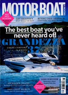 Motorboat And Yachting Magazine AUG 20 Order Online