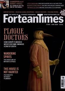 Fortean Times Magazine Issue JUN 20