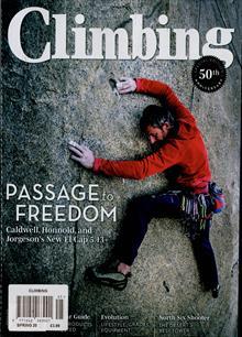 Climbing Magazine 25 Order Online