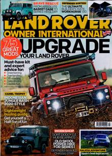 Land Rover Owner Magazine JUL 20 Order Online