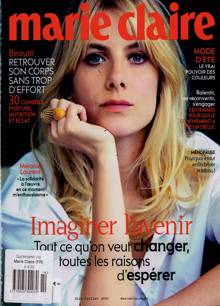 Marie Claire French Magazine NO 814 Order Online