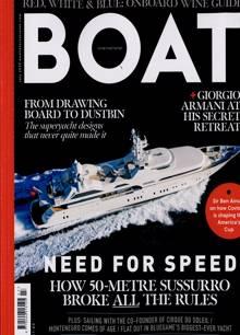 Boat International Magazine JUL 20 Order Online