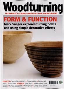 Woodturning Magazine WT345 Order Online