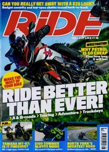 Ride Magazine Issue AUG 20