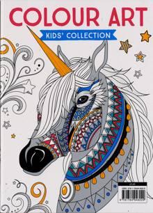 Colour Art Kids Collection Magazine ONE SHOT Order Online