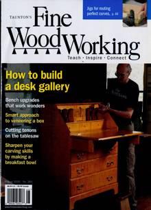 Fine Woodworking Magazine AUG 20 Order Online