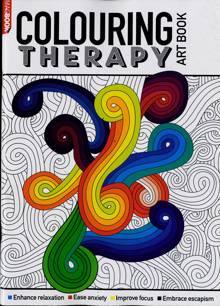Colour Therapy Art Book Magazine ONE SHOT Order Online