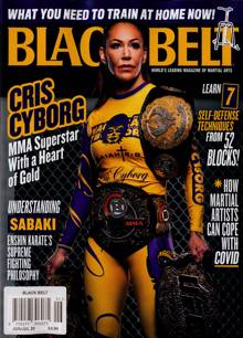 Black Belt Usa Magazine JUN-JUL Order Online