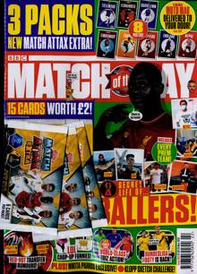Match Of The Day  Magazine NO 603 Order Online