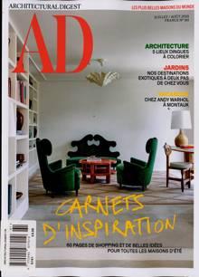 Architectural Digest French Magazine NO 161 Order Online