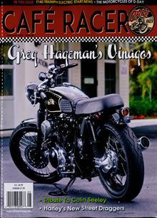 Cafe Racer Magazine Issue 05