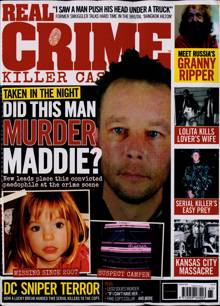 Real Crime Magazine Issue NO 65