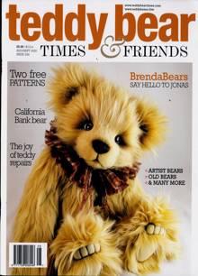 Teddy Bear Times Magazine Issue AUG-SEP