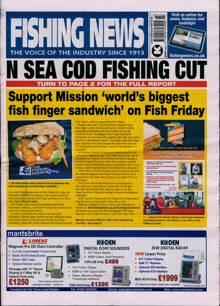 Fishing News Magazine 02/07/2020 Order Online