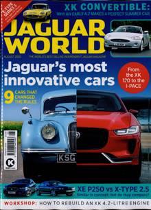 Jaguar World Monthly Magazine Issue AUG 20