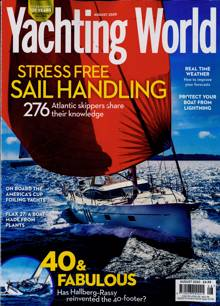 Yachting World Magazine Issue AUG 20