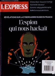 L Express Magazine Issue NO 3599