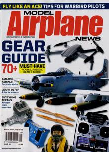 Model Airplane News Magazine Issue AUG 20