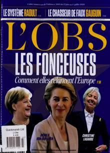 L Obs Magazine Issue NO 2903