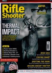 Rifle Shooter Magazine Issue JUL 20