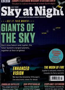 Bbc Sky At Night Magazine JUL 20 Order Online