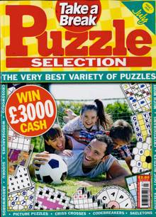 Take A Break Puzzle Select Magazine NO 7 Order Online
