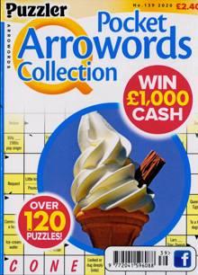 Puzzler Q Pock Arrowords C Magazine NO 139 Order Online