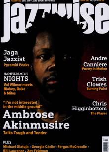 Jazzwise Magazine JUL 20 Order Online