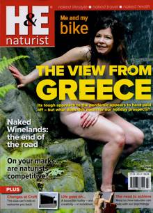 H & E Naturist Magazine Issue JUL 20
