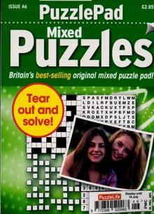 Puzzlelife Ppad Puzzles Magazine NO 46 Order Online