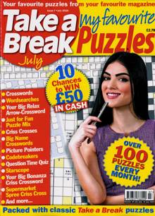Tab My Favourite Puzzles Magazine JUL 20 Order Online