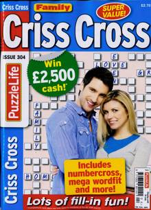 Family Criss Cross Magazine NO 304 Order Online