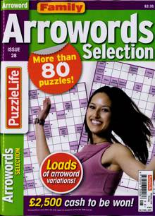 Family Arrowords Selection Magazine NO 28 Order Online