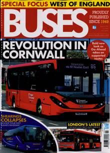 Buses Magazine JUL 20 Order Online