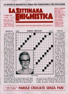 La Settimana Enigmistica Magazine NO 4599 Order Online