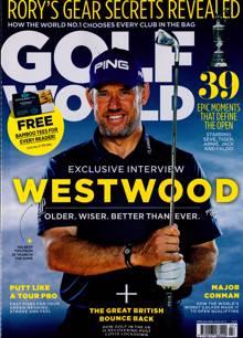 Golf World Magazine JUL 20 Order Online