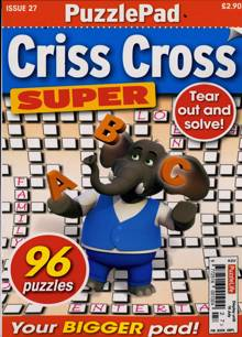 Puzzlelife Criss Cross Super Magazine NO 27 Order Online
