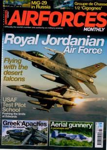 Airforces Magazine JUL 20 Order Online