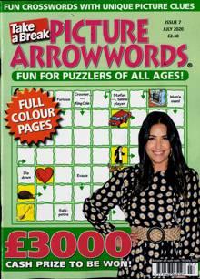 Tab Picture Arrowwords Magazine NO 7 Order Online