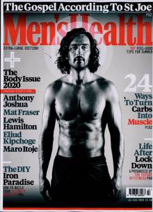 Mens Health Travel Size Magazine JUL-AUG Order Online