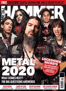 Metal Hammer Magazine Issue NO 338