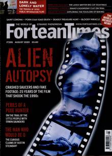 Fortean Times Magazine Issue AUG 20