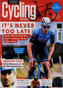Cycling Weekly Magazine 09/07/2020 Order Online