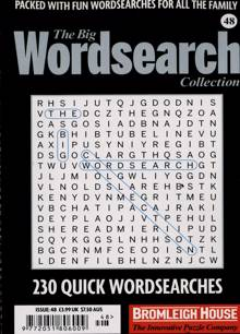 Big Wordsearch Collection Magazine NO 48 Order Online
