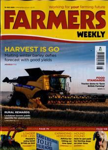 Farmers Weekly Magazine 10/07/2020 Order Online