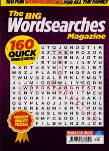 Big Wordsearch Magazine NO 66 Order Online