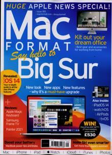 Mac Format Magazine Issue SEP 20