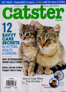 Catster Magazine JUL-AUG Order Online