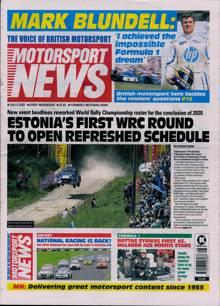 Motorsport News Magazine 08/07/2020 Order Online
