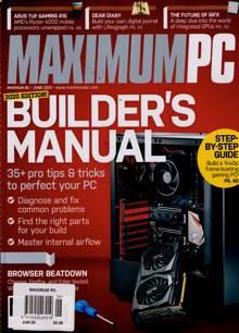 Maximum Pc Magazine JUN 20 Order Online